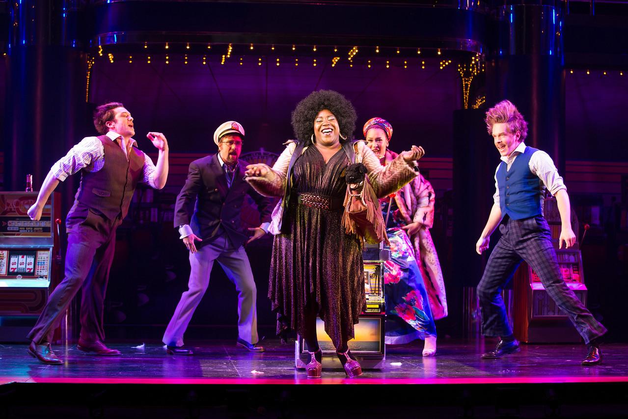 """""""Disaster!"""" / Broadway 2016"""