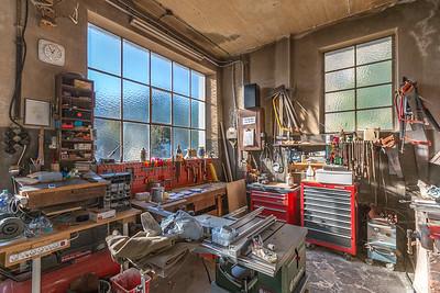 A Working Man's Shop