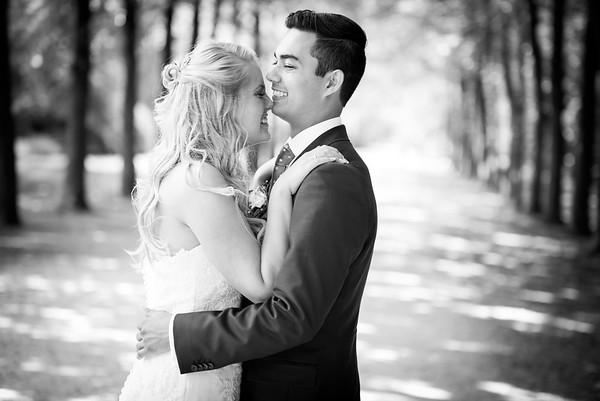 Bruidfotografie door Maurice Elderhorst