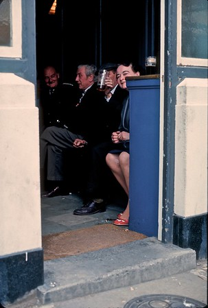The Pub, London 1972