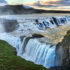 "<h2>Alone at the Raging Waterfall of Gulfoss</h2> <br/>After two weeks of being alone I was getting a bit, shall we say, lonely. <br/><br/>I was getting in the habit of waking up around 4 or 5 PM, having a leisurely dinner, and then jumping in the car to explore new parts of Iceland throughout the white nights.  On this particular day, I decided to head deep into the center of the island.  My goal was to go to the parts where all the major roads do not.<br/><br/>Along that path, I arrived here at Gulfoss about 11 PM.  I've been here many times before, but there was always a few people around admiring the falls.  This time, I was alone.  It's so strange walking around a place like this while the sun is setting and no one is around.  The feeling is like those apocalypse movies where all humans have just disappeared...  just me... my gun... a trusty dog... maybe a few Icelandic elf-zombies lurking about...  the more and more time I spend alone, the more reasonable this begins to sound...<br/><br/>- Trey Ratcliff<br/><br/><a href=""http://www.stuckincustoms.com/2010/08/19/alone-at-the-raging-waterfall-of-gulfoss/"" rel=""nofollow"">Click here to read the rest of this post at the Stuck in Customs blog.</a>"