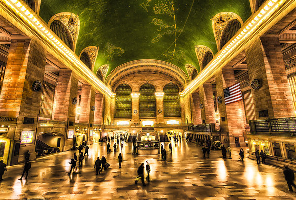A Late Night in Grand Central