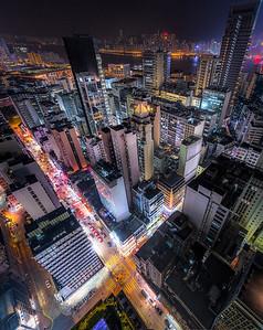 Twilight Over Hong Kong #03