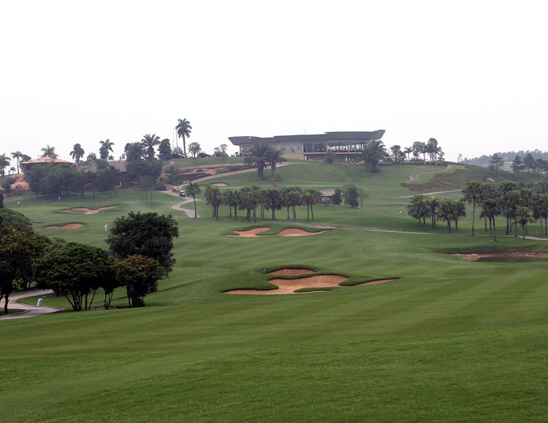 Golf -- Chi Linh Star GC, VN
