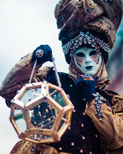 Carnival Fun In Venice
