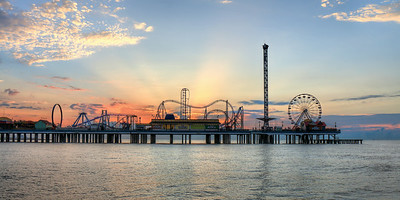 Galveston Islands Pleasure Pier