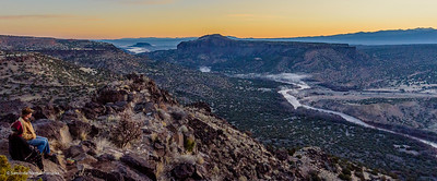 White Rock Overlook Park, Los Alamos