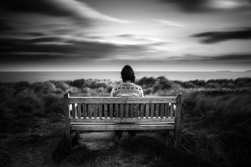 Sometimes it's OK to be alone