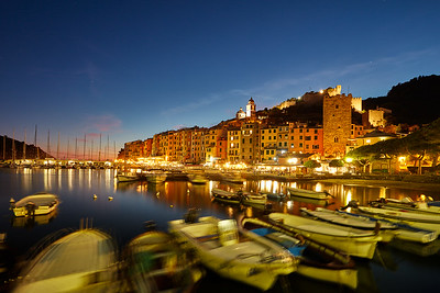 Sunset at Porto Venere   Italy