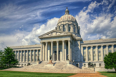 'Missouri Capitol' ~ Jefferson City, MO