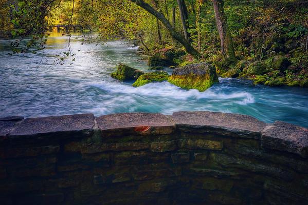 'Big Spring' ~ Ozark National Scenic Riverways
