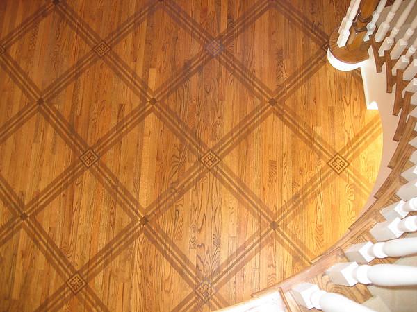 Floor 9 BoppArt Decorative Painting