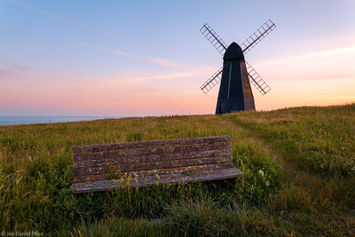 Windmill at Rottingdean, Brighton, Sussex, England