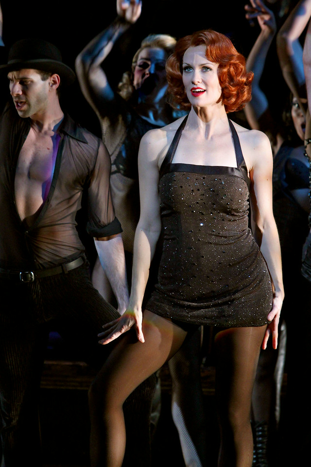 "Leigh Zimmerman in ""Chicago"" (2013)"