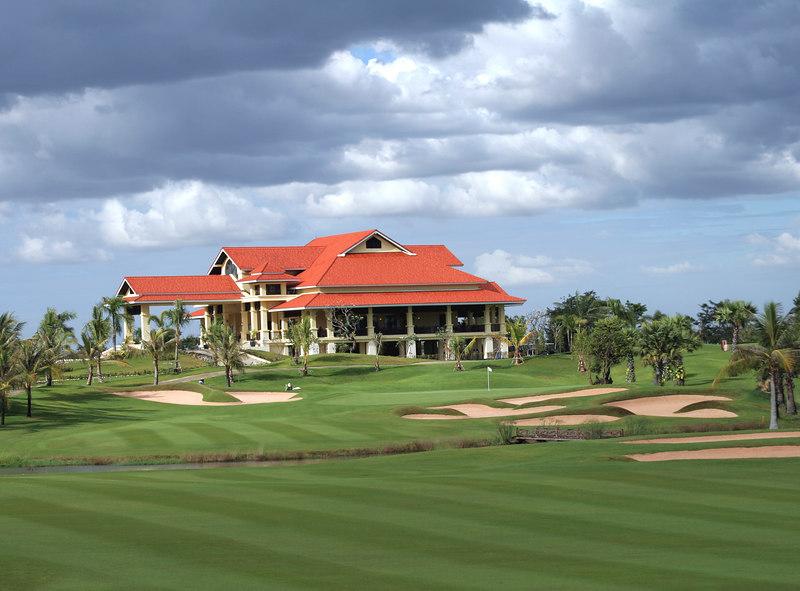 Golf -- Phokeethra CC near Siem Reap Cambodia