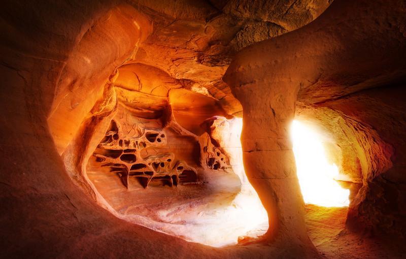 Sneaking into the Secret Anasazi Goblin Caves