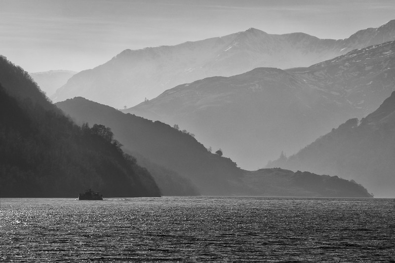 """The Three Gorges At Ullswater, China?"""