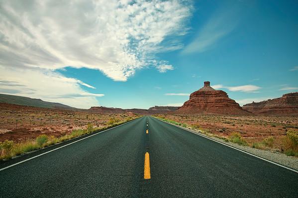 '163 South' ~ Rural Utah