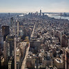 Empire State View of Lower Manhattan