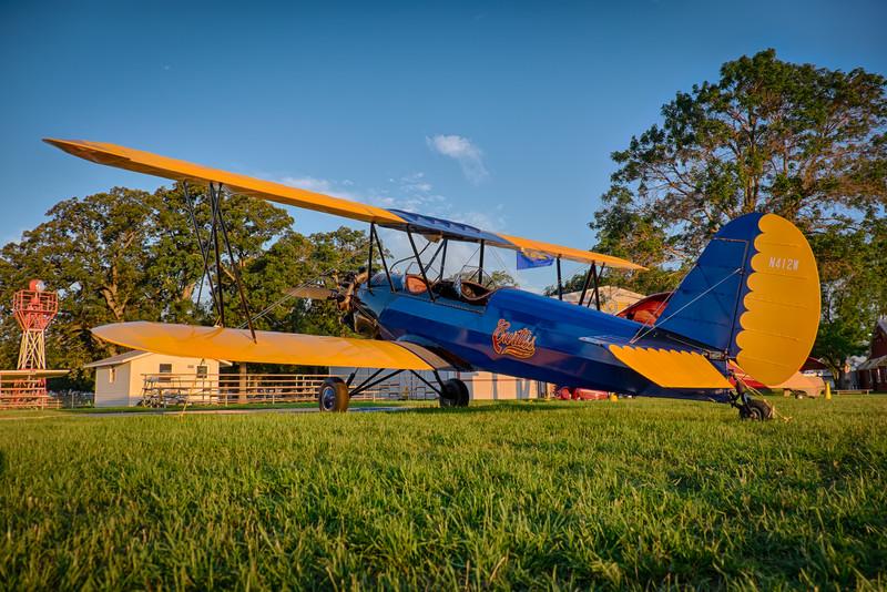 Kelch TA-12 Homebuilt