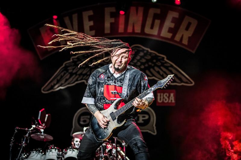 Zoltan Bathory (Five Finger Death Punch)