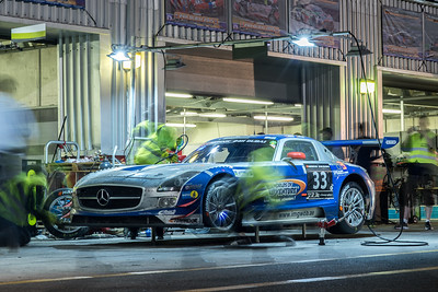 SPS automotive-performance Mercedes SLS AMG GT3