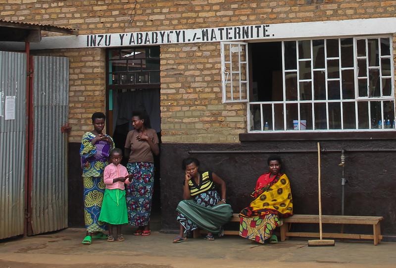 Maternity Ward, Cyangugu-4983