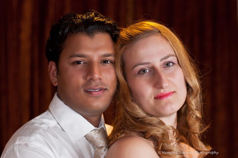 Sandeep and Sveta wedding day snaps..