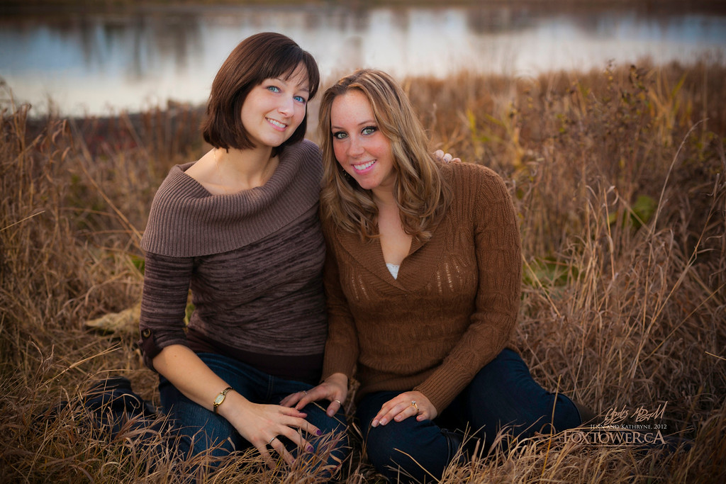 Kathryne and Jenn, 2012