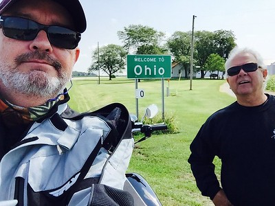 Ohio welcomes us.