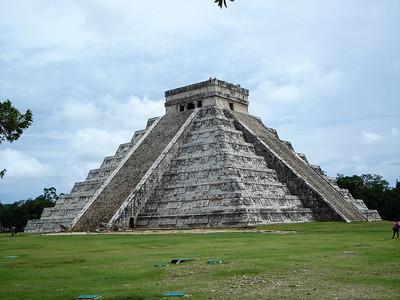 Chitzen Icha, Mexico