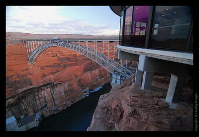 465 Visitor Center & Bridge