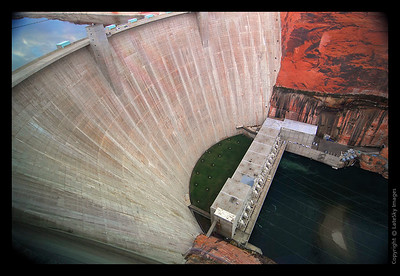 444 Glen Canyon Dam A