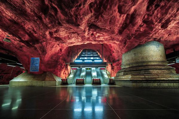 Rådhuset Metro Station