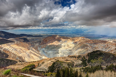 Kennecott Copper Mine