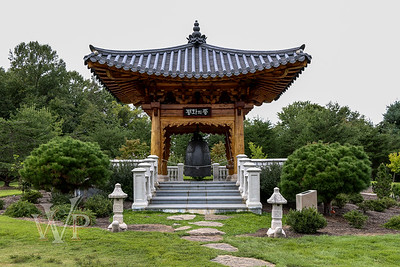The Korean Bell Garden