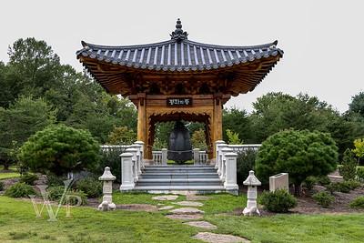 The Korean Bell Garden