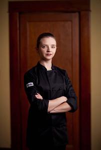 Dee Howard, Sushi Chef 2009