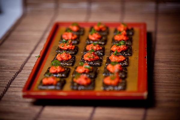 sushi crackers 2009