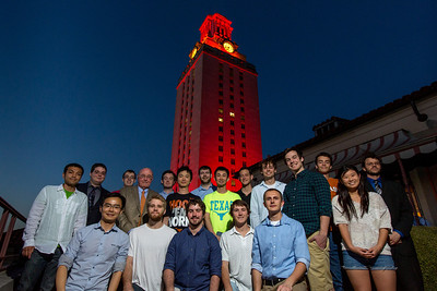 UT Tower Reception