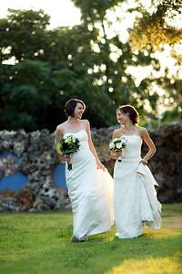 Twin Brides