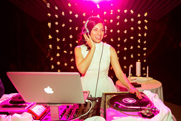 Let the Bride DJ