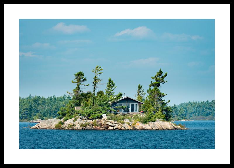 Canadian Paradise Island
