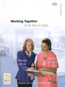 Roche Best in Class brochure