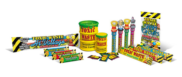 Toxic Waste Family