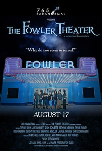 The Fowler Theater documentary poster