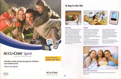 Accu-Chek Spirit product manual