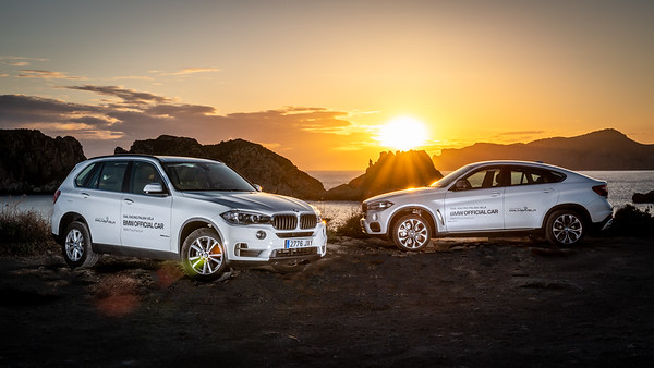 BMW at Palma Vela 2018