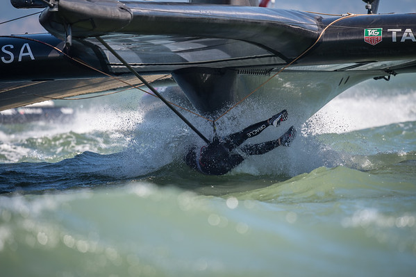 Day 6 of the Final Match at 34th America's Cup