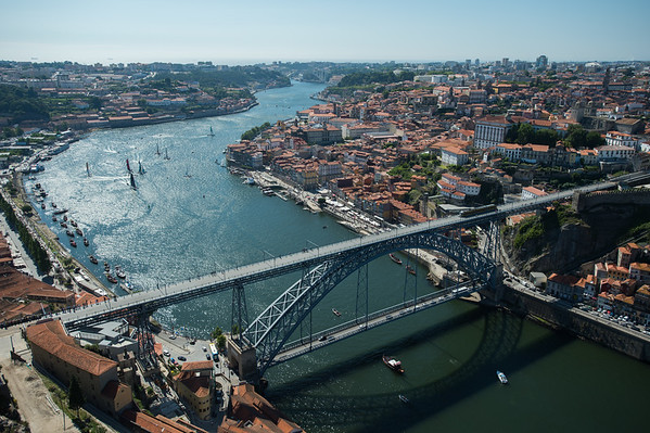 08/07/2012 - Porto (PT) - Extreme Sailing Series Act 4 - Day 4